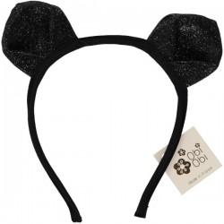Glitter Cat Headband