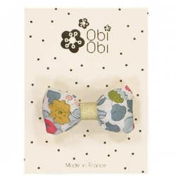 Liberty Mini Bonbon Hair Clip Betsy Porcelaine