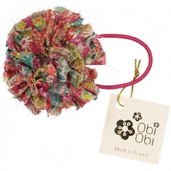 Margaret Annie Liberty Maxi Pom Hair Band