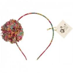 Margaret Annie Liberty Maxi Pom Headband