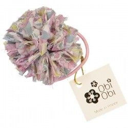 Liberty Maxi Pom Betsy Rose Givré Hairband