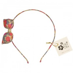 Fluo Thé Bonbon Bow Headband girl