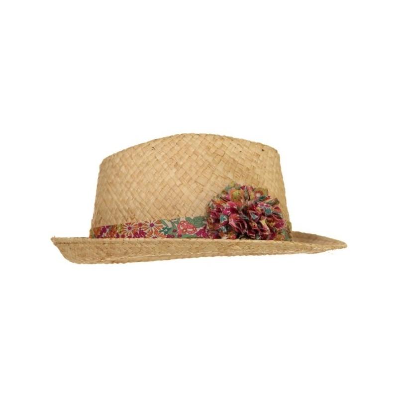 Chapeau Maxi Pompon Liberty Margaret Annie