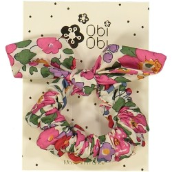 Set of 12 Liberty Bow Scrunchies. Mix 3 colours.