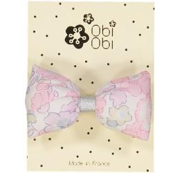 Candy Pink Maxi Bonbon Liberty Hairclip