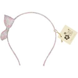 Candy Pink Maxi Bonbon Liberty Headband