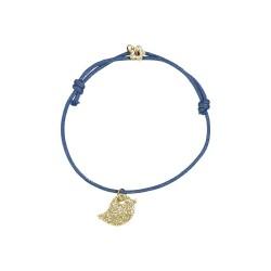 bracelet or oiseau