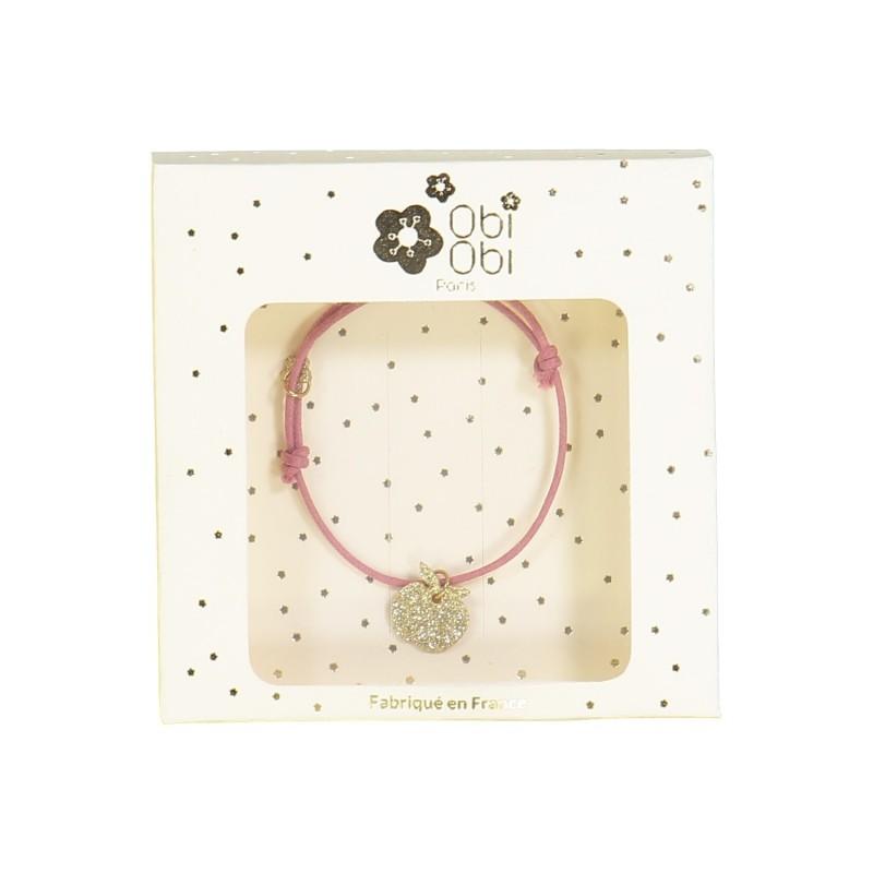 bracelet cadeau pomme