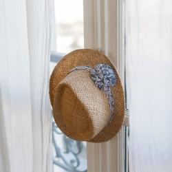 Chapeau de paille femme panama