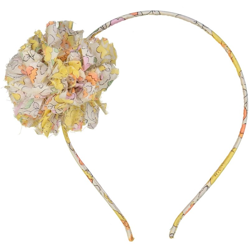 Liberty headband for girls hairstyle