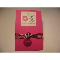 Bracelet enfant Liberty Pink Mania