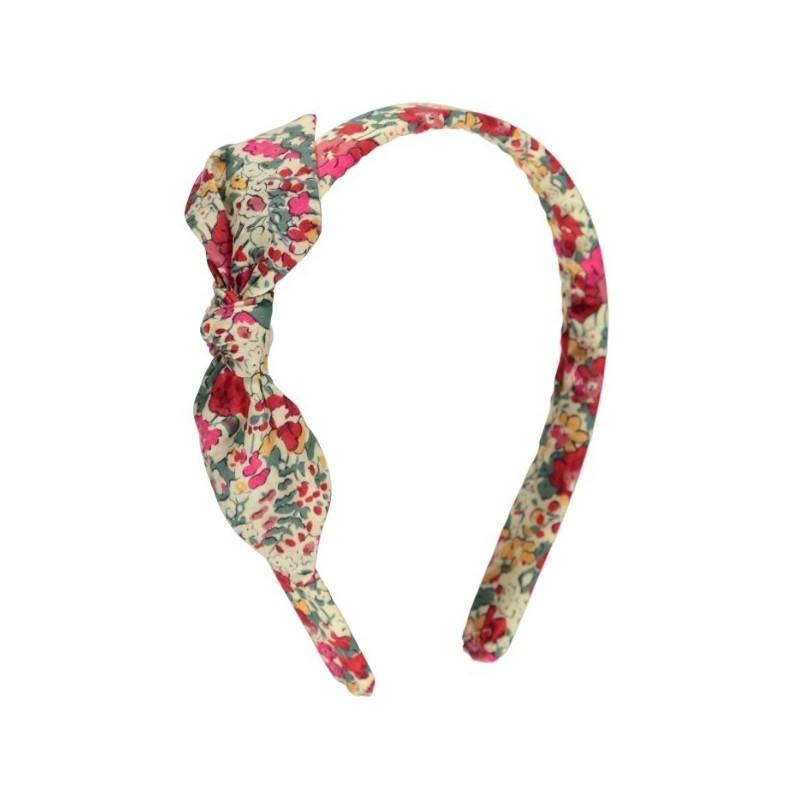 Set of 6 Liberty and Duval Bow Headbands. Mix 3 colors.
