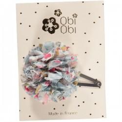 Set of 12 Bonbon Hairclips. Mix 4 colors.