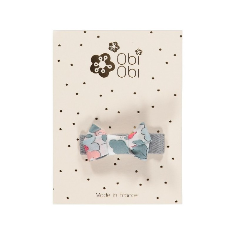 Baby Hair clip - Liberty Porcelaine