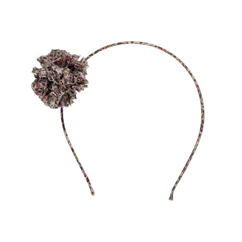 Eloise Pom Liberty Head band