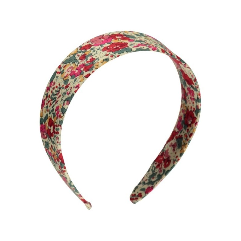Claire-Aude Rouge Liberty Large Headband