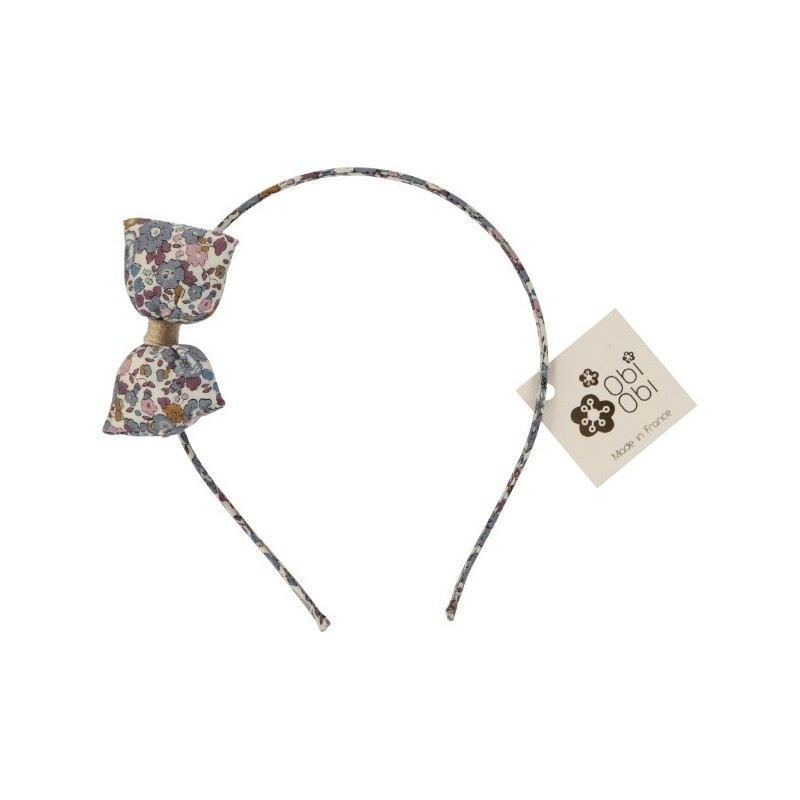 Set of 6 Liberty Maxi Pom Headbands. Mix 3 colors.