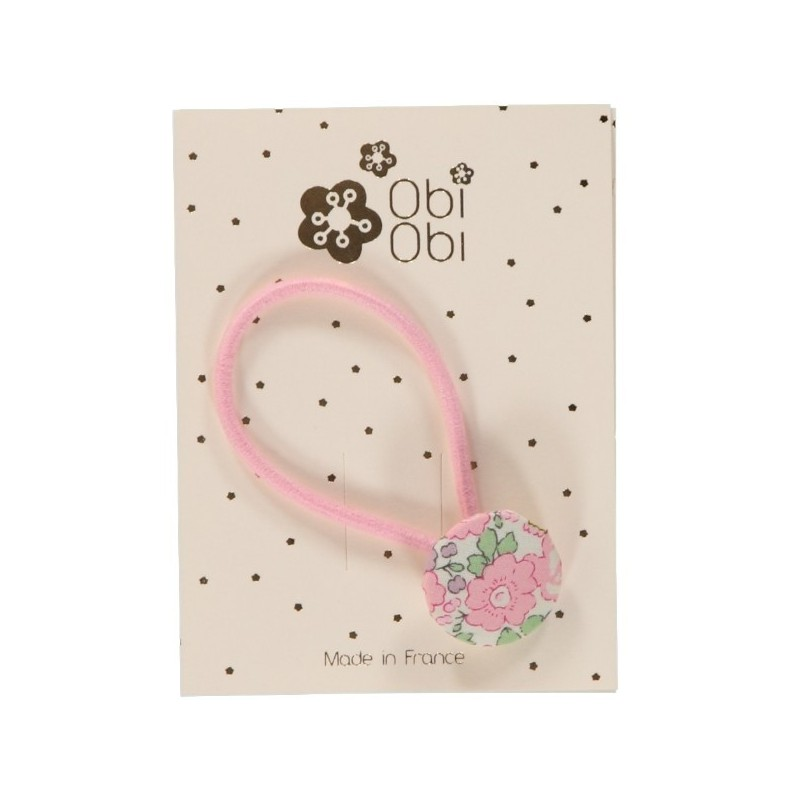 Classic Chic Liberty Button Hairband
