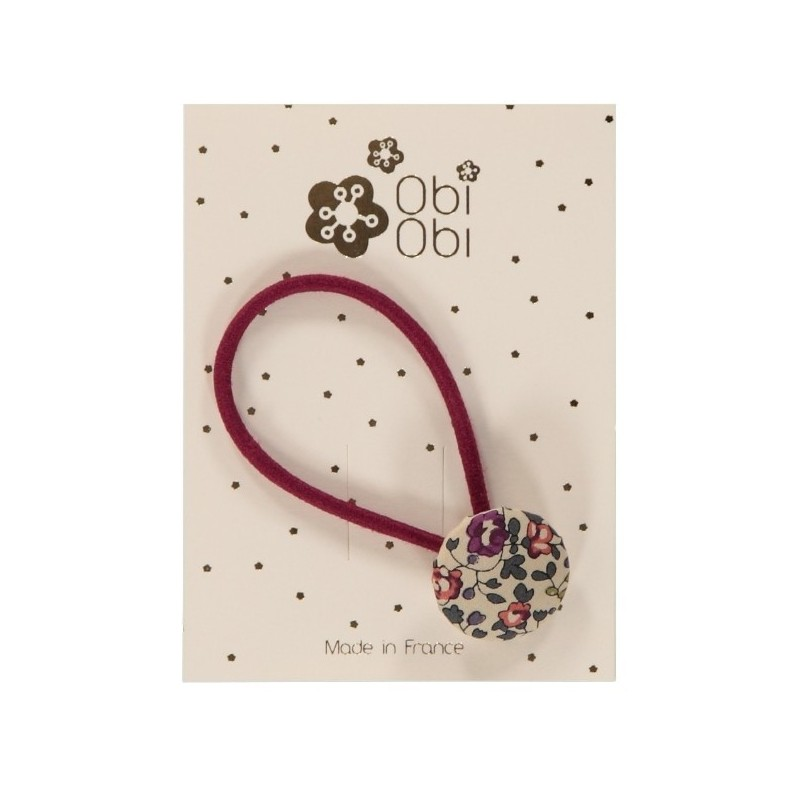 Eloise XXL Liberty Button Hairband