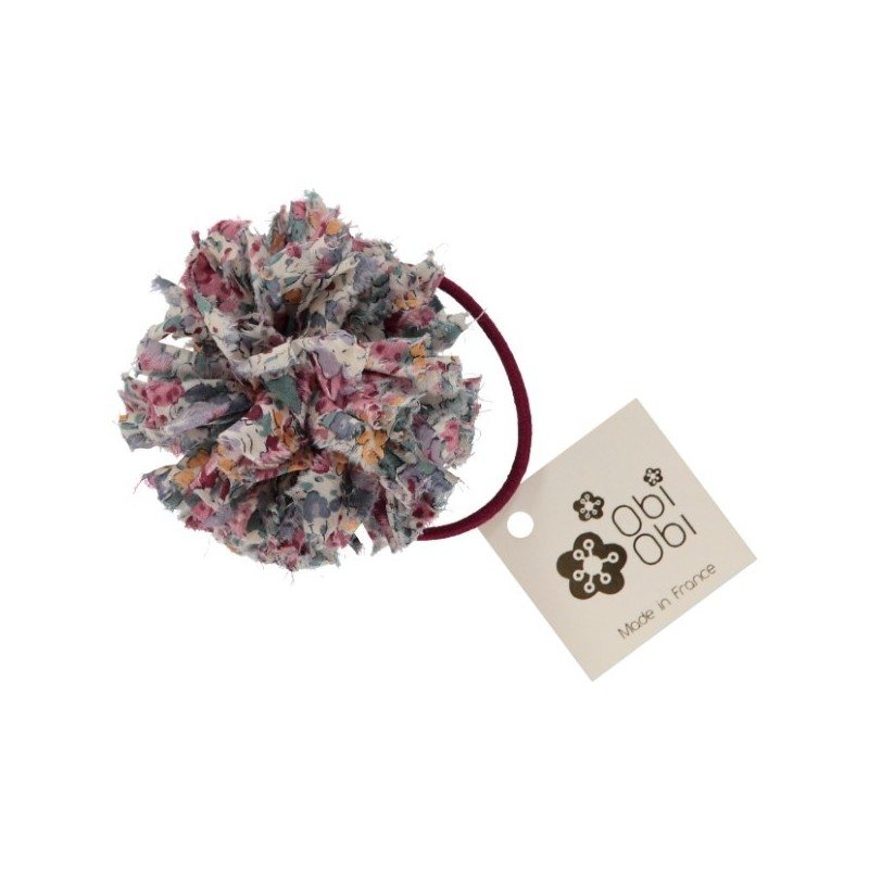 Classic Chic Maxi Pom Liberty Hair Band
