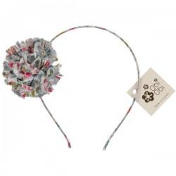 Liberty Maxi Pom Headband